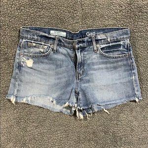 Gap Best Girlfriend Jean shorts